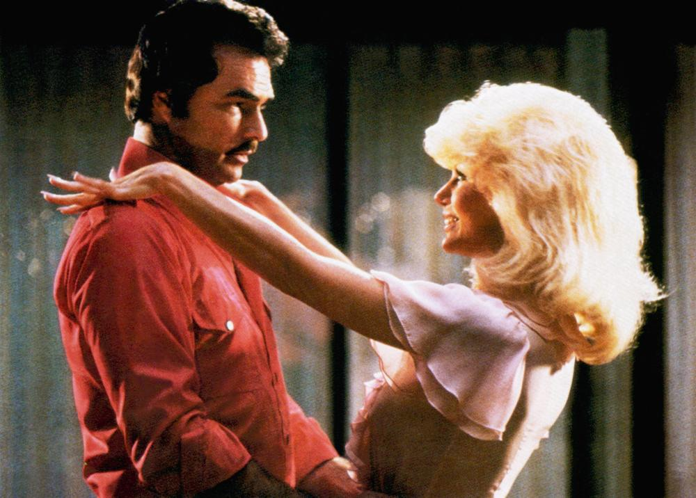 STROKER ACE, from left, Burt Reynolds, Loni Anderson, 1983, ©Universal